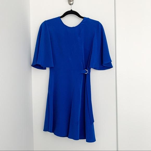 Topshop | Blue Dress
